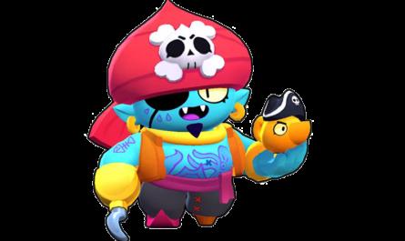 Джин пират