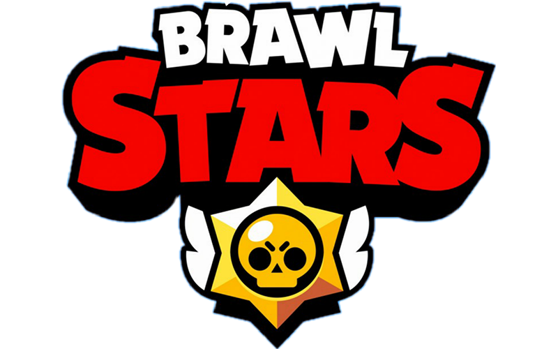 Icons and logos Brawl Stars