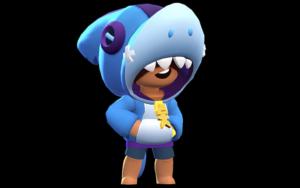 Леон акула из Браво Старс раскраски